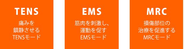 TENS/EMS/MRC