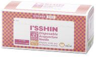 I'SSHIN(いっしん)ディスポ鍼 B style(300本入)<br>10P 美容鍼