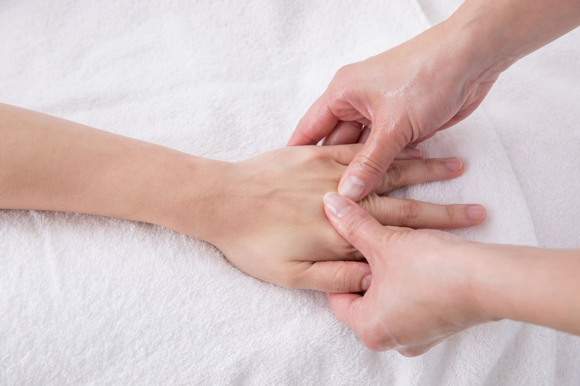皮内鍼や円皮鍼ではおすすめのツボが異なる